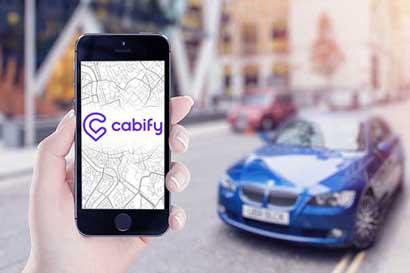 Empresa de viajes compartidos Cabify busca ampliar sus mercados