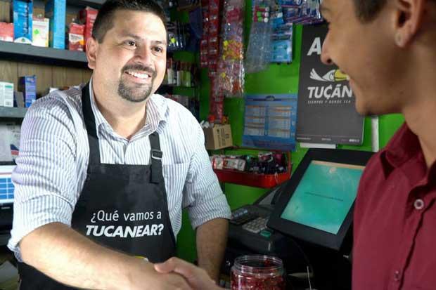 Tucán regalará el pago de diez pensiones alimentarias