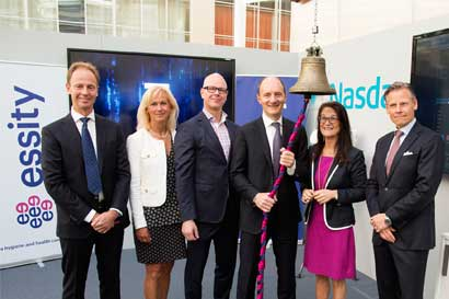 Essity reemplazará empresa SCA dueña de marca Saba