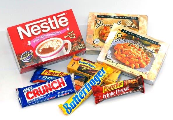 Nuevo jefe de Nestlé se hace sentir con ventas de negocios