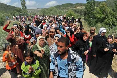 Ulacit brinda oportunidades de estudio a refugiados sirios