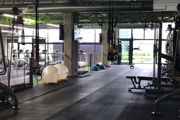 Power Max Fitness abrió su primer local en Santa Ana