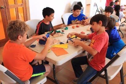 El Museo de los Niños se va de campamento
