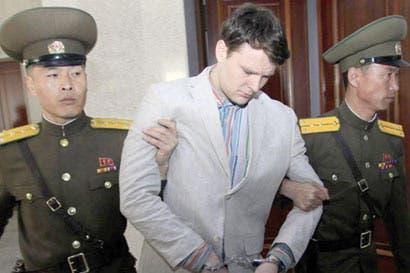 Trump culpa a régimen norcoreano brutal por muerte de estudiante