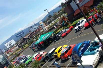 Autos clásicos, deportivos y de lujo estarán en Heredia