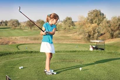 Costa Rica, sede del Latinoamericano de golf para niños