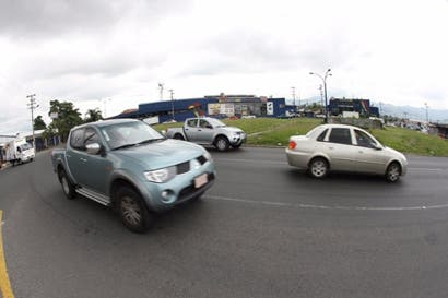 Problema vial en la rotonda de Paso Ancho ya está reparado