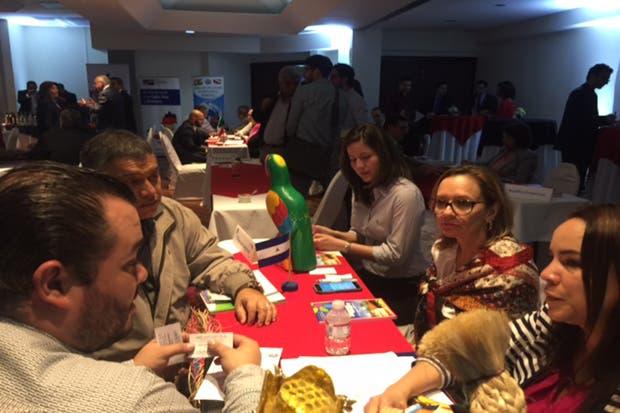 Empresarios tuvieron acercamiento con representantes de 30 países