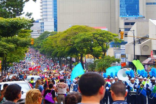 Todo listo para la Marcha de la Diversidad este domingo