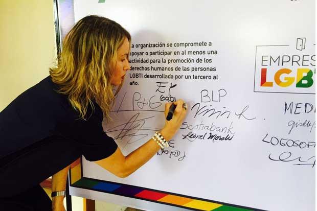 Conozca las empresas que se comprometieron con la no discriminación LGBTI