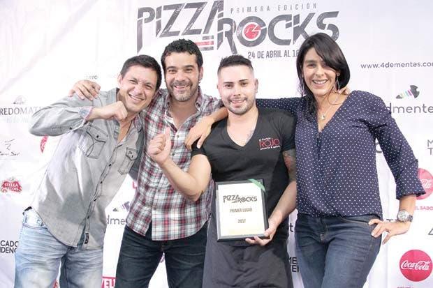 El Portón Rojo tiene la mejor pizza