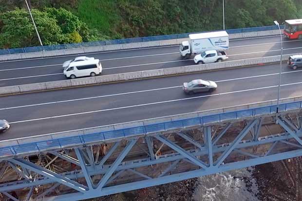 Conavi hará el puente Alfredo González más seguro
