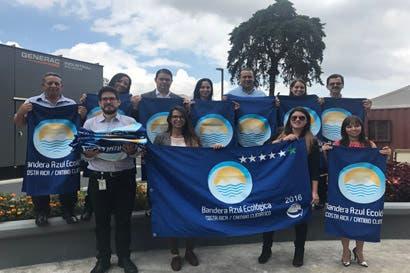 Bandera Azul entregó más de 400 galardones