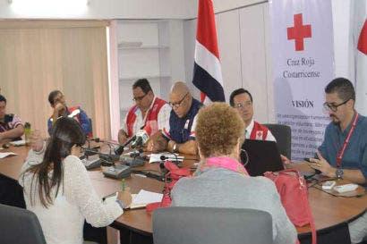 Cruzrojistas celebran su día con actividades comunitarias