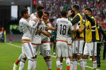 México y Portugal, a semifinales de la Confederaciones