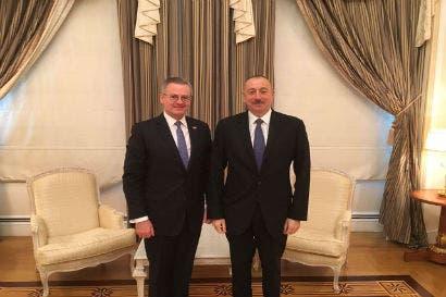 Costa Rica y Azerbaiyán estrechan relaciones bilaterales
