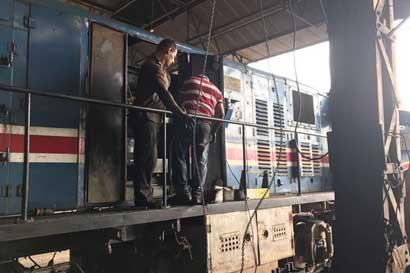 Conozca las horas que no habrá tren hoy hacia Cartago