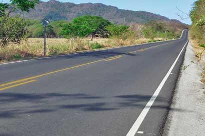 Tramo entre Liberia y puente Tempisque tendrá nueva demarcación