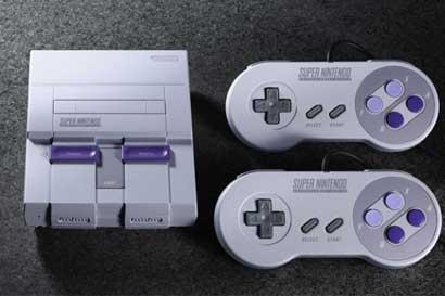 Super Nintendo volverá al mercado acompañado de 21 juegos