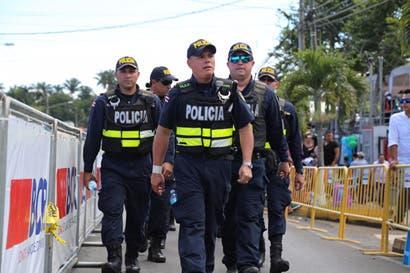 Policías gozarán de vacaciones profilácticas