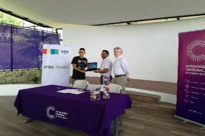 UCenfotec recibió equipo de cómputo de parte de GBM