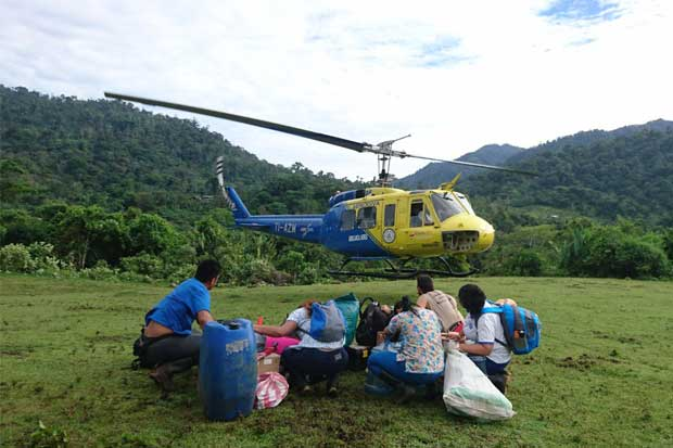 Caja aumentará atención a pobladores de Talamanca