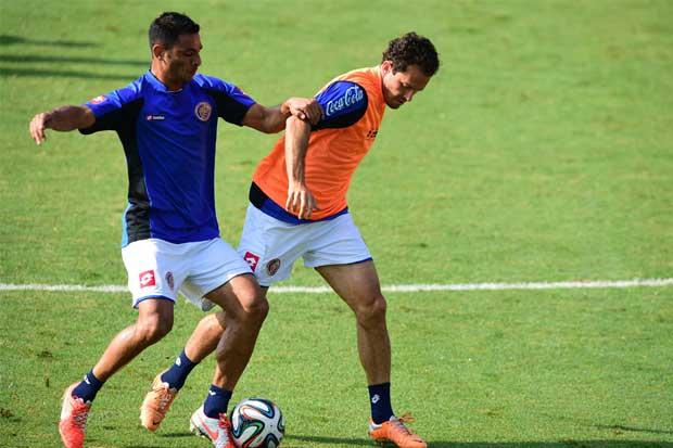 Michael Umaña llegó a 100 partidos con la selección sin darse cuenta