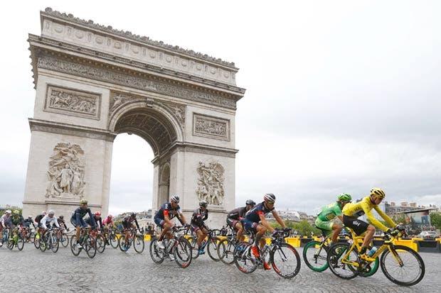Alianza alemana en Tour francés