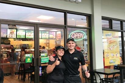 Subway abrirá restaurantes en Nicoya, Santa Cruz y San Carlos