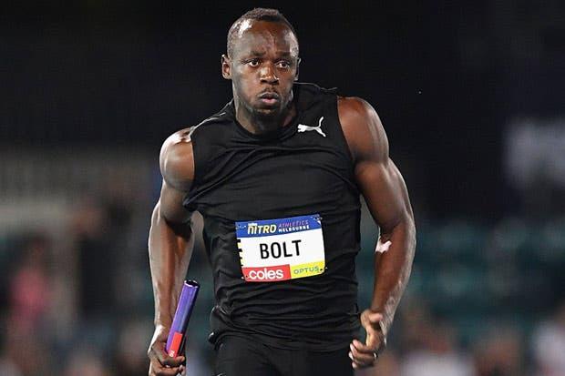 Bolt regresa a Europa