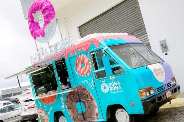 """Doña Dona estrenará """"food truck"""" en el FIA"""