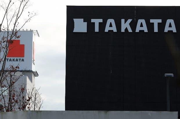 Automotrices pagarían los platos rotos por quiebra de Takata