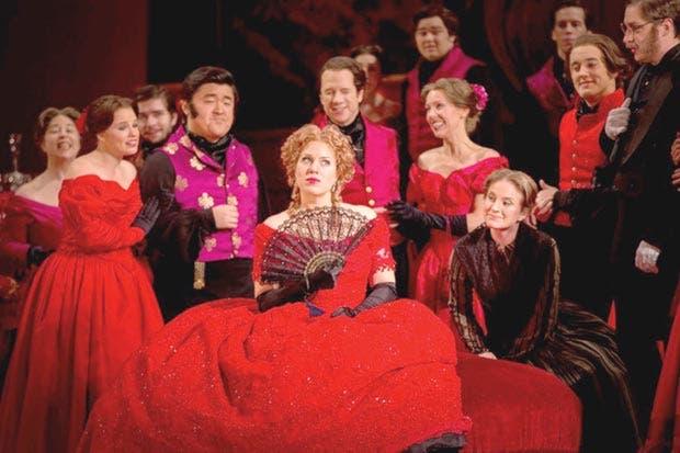"""Entradas para la """"La traviata"""" ya están a la venta"""