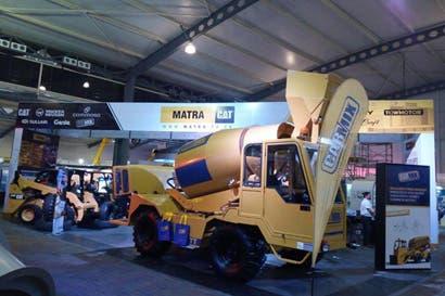 Buses y camiones Volvo estarán bajo representación de Matra