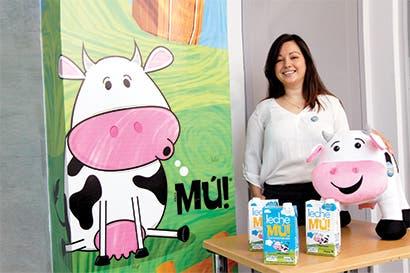 MÚ lanza programa de recolección de leche