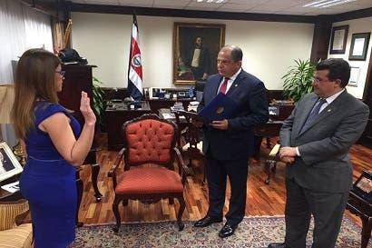Presidencia designó nueva Ministra de Salud
