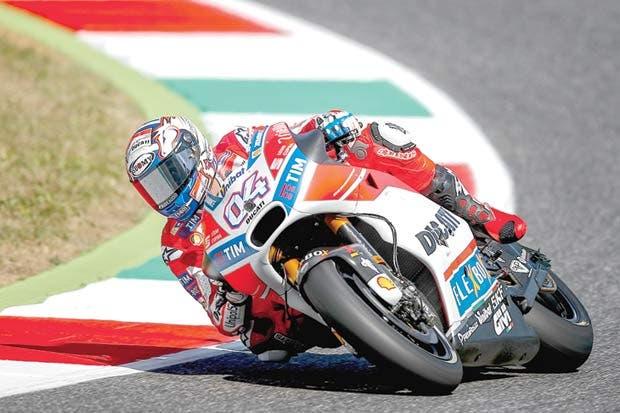 Ducati estrena liderato en Alemania