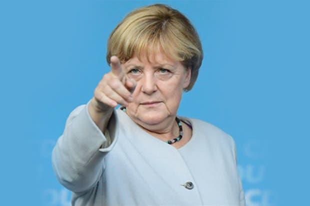 Merkel critica a Trump y el Brexit en discurso previo al G-20