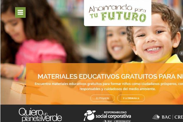 BAC habilitó plataforma de educación financiera para maestros y padres