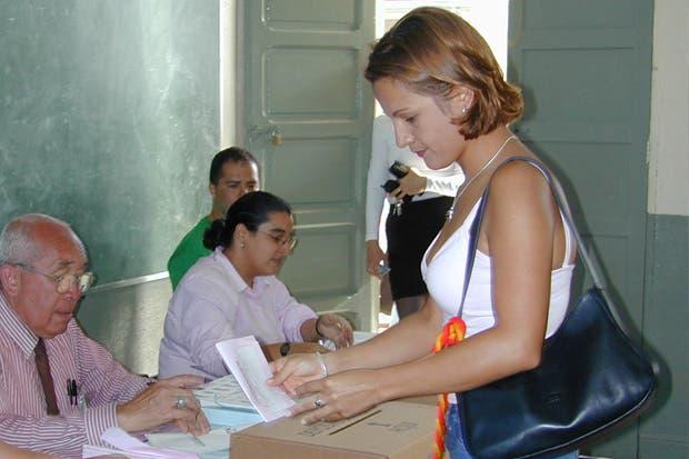 Votantes podrán confirmar su recinto electoral