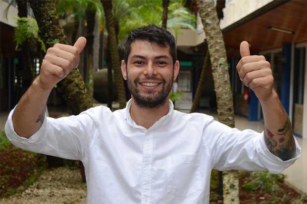 Costarricense será el primer centroamericano en certamen S. Pellegrino Young Chef