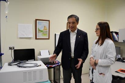 Nuevos equipos fortalecerán el servicio de urología en el Cenare