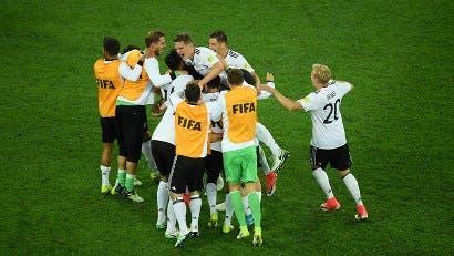 Alemania conquista su primera Copa Confederaciones