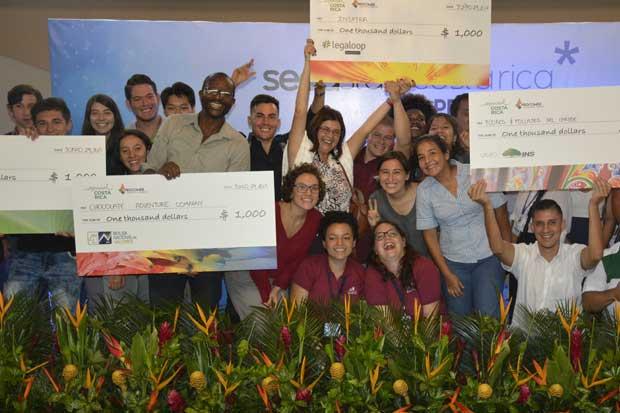 Proyectos innovadores del Caribe recibieron respaldo de Procomer