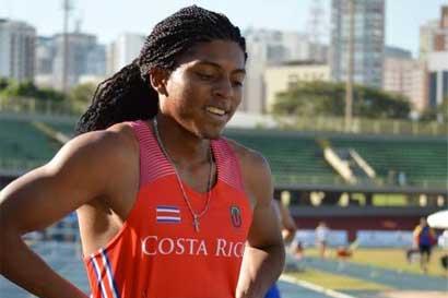 Atletas nacionales quedan segundos en torneo centroamericano
