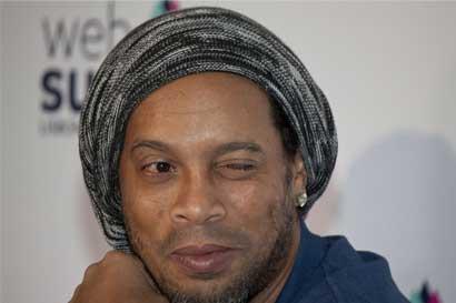 Ver a Ronaldinho en el Estadio Nacional costará entre ¢10 mil y ¢30 mil