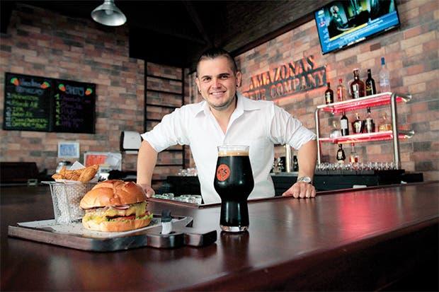 La cerveza llevó a emprendedores a crear su propio negocio