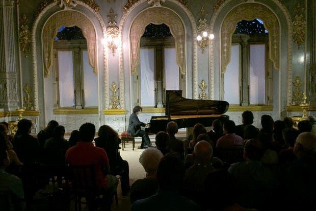 Festival de Piano celebra su IV edición