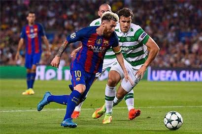 Messi será del Barcelona hasta el 2021