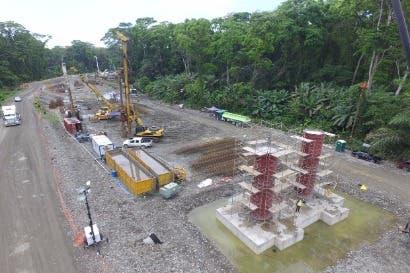 Gobierno afirma que ruta 257 no tendrá atraso en su construcción